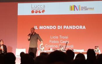 Licia Troisi porta il mondo di Pandora a Torino