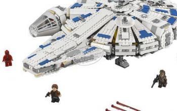 Tutti i set LEGO Star Wars tratti dal film Solo: A Star Wars Story