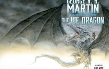 Il drago di ghiaccio di George R.R. Martin diventerà un film d'animazione