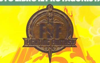 Il ritorno di Fighting Fantasy di  Ian Livingstone e Steve Jackson in libreria