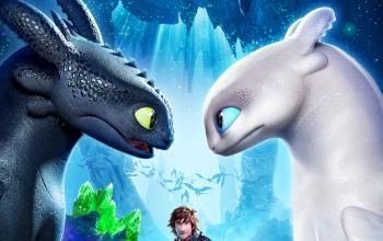 Prime immagini da Dragon Trainer –  Il mondo nascosto