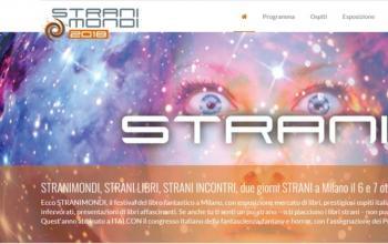 Ian McDonald e Michele Mari saranno ospiti a Stranimondi 2018!