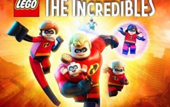 Annunciato LEGO® Disney•Pixar Gli Incredibili
