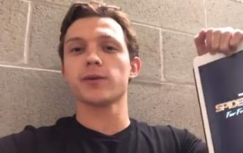 Tom Holland annuncia il titolo del seguito di Spider-Man: Homecoming?