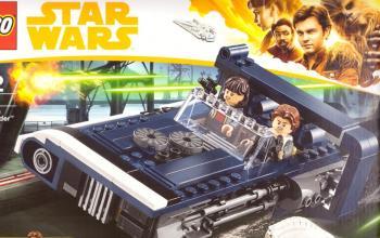 LEGO 75209 - Il Landspeeder di Han Solo