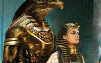 Tra poco in libreria Tutankhamon. Il fanciullo di Valery Esperian