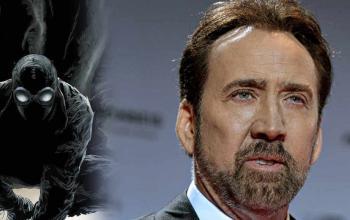 Nicolas Cage sarà la voce di Spider-Man Noir in Spider-Man: Un Nuovo Universo