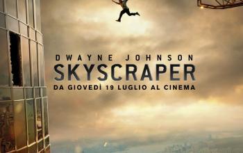 Con Skyscraper The Rock torna al cinema