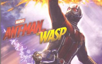 Ant-Man and The Wasp Preludio