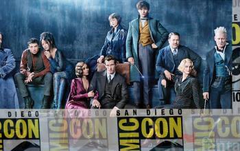 Animali fantastici e dove trovarli 2 – I crimini di Grindelwald alla San Diego Comic-Con 2018!