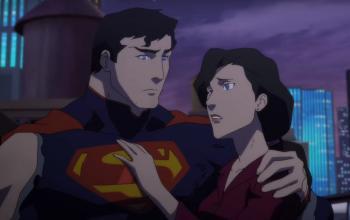 La morte di Superman: la premiere alla San Diego Comic-Con