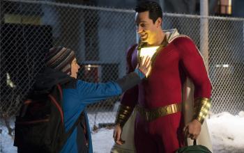 6 curiosità su Shazam! e il trailer in italiano dalla San Diego Comic-Con
