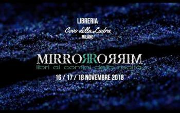 Una campagna crowdfunding per Mirror Mirror. Libri ai confini della realtà