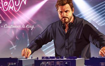 Il videoclip Customer Is King ambientato in GTA