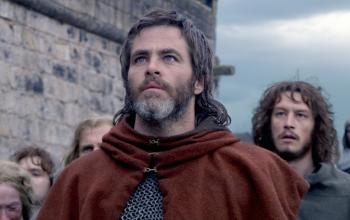 Chris Pine è Outlaw King