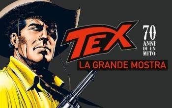 Tex: 70 anni di un mito in mostra a Milano