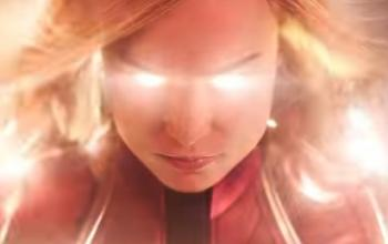 Primo trailer per Captain Marvel