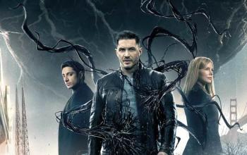 La nuova clip e poster per Venom, in arrivo il 4 ottobre