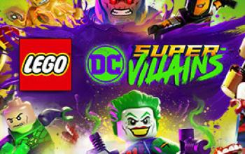 Annunciato il lancio di Lego DC Super-Villains