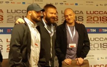 Il PressCafé con Robert Kirkman, Ryan Ottley e Cory Walker a Lucca Comics & Games 2018