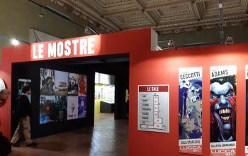 Le mostre di Palazzo Ducale a Lucca Comics & Games 2018