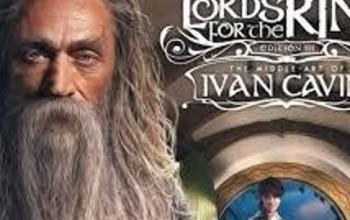 Lucca Comics & Games: il calendario 2019 Lords for the Ring di Ivan Cavini