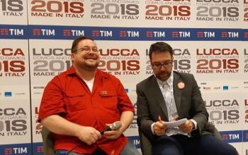 C.B. Cebulski incontra la stampa a Lucca Comics & Games 2018