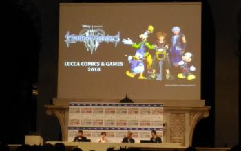 Kingdom Hearts III: Share the Magic Presentation