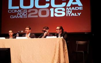 Odissee fantascientifiche a Lucca Comics and Games 2018