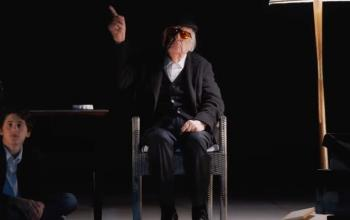 Conversazioni su Tiresia, con Andrea Camilleri, da oggi fino al 7 novembre al cinema