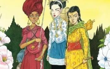 Le fiabe di Beda il Bardo di J.K. Rowling tornano nell'edizione illustrata da Chris Riddell