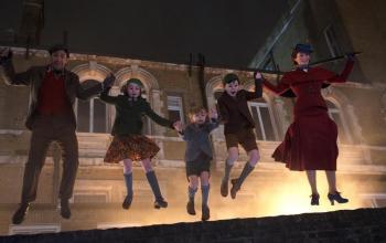 Il ritorno di Mary Poppins conquista il pubblico
