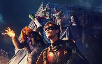 I Titans arrivano su Netflix
