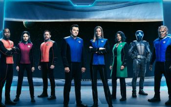 The Orville torna su Fox