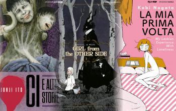 J-Pop Manga: le uscite di gennaio