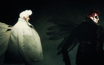 Good Omens: data di uscita e Benedict Cumberbatch nel cast