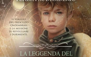 Arriva in libreria L'Ondembrah di Teresa Maria Desiderio