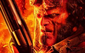 Ben due poster ufficiali e un nuovo trailer per Hellboy