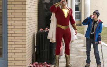 Shazam arriva al cinema!