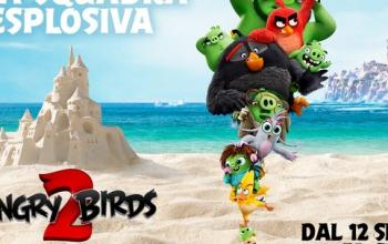 Angry Birds 2 – Nemici amici per sempre: il secondo trailer!