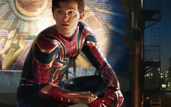 Un nuovo, commovente poster per Spider-Man: Far from home