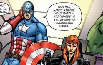 Avengers: Basta Bullismo! I supereroi più potenti della Terra uniti contro il bullismo.
