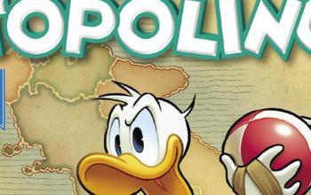 Paperino compie 85 anni… e Topolino lo festeggia!