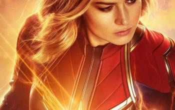 Captain Marvel in DVD e Blu-Ray