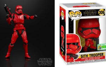 I nuovi Sith Troopers rivelati al San Diego Comic-Con 2019