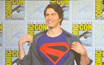 Brandon Routh indosserà nuovamente il mantello di Superman