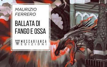 Moscabianca Edizioni tra gli editori presenti a Stranimondi 2019!