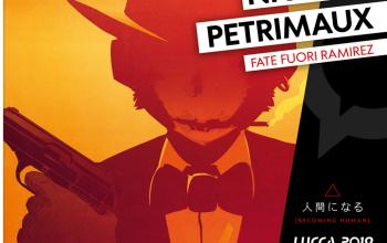 Nicolas Petrimaux ospite a Lucca Comics & Games