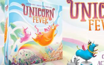 Unicorn Fever ora su Kickstarter