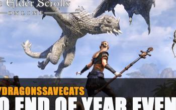 #SlayDragonsSaveCats: l'iniziativa di ESO per salvare gatti e altri animali